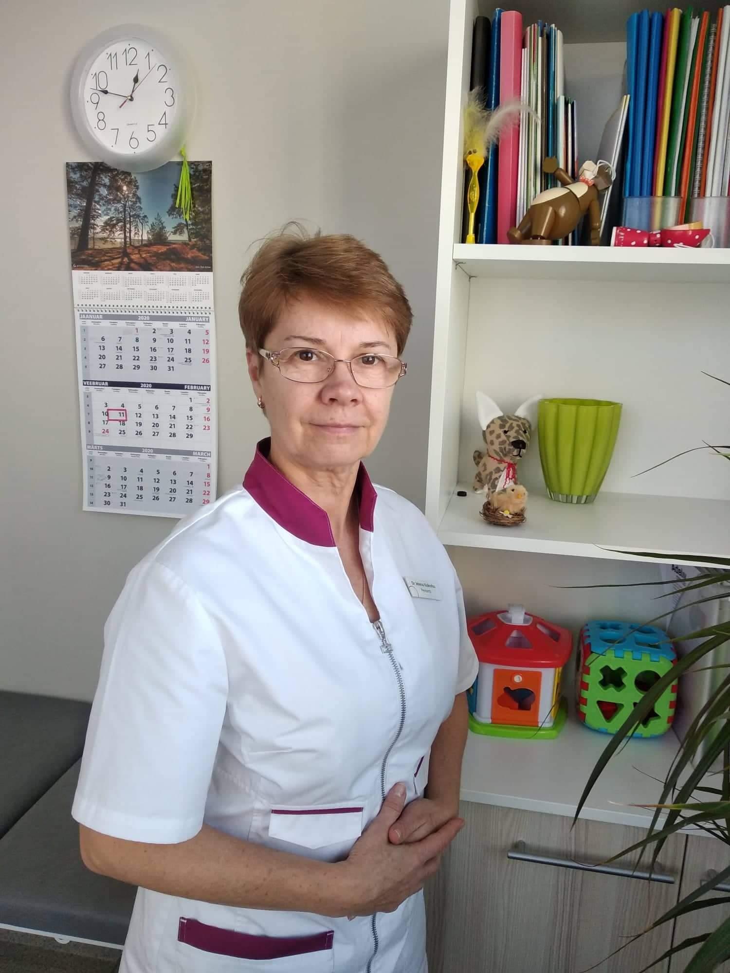 Елена Кокорко
