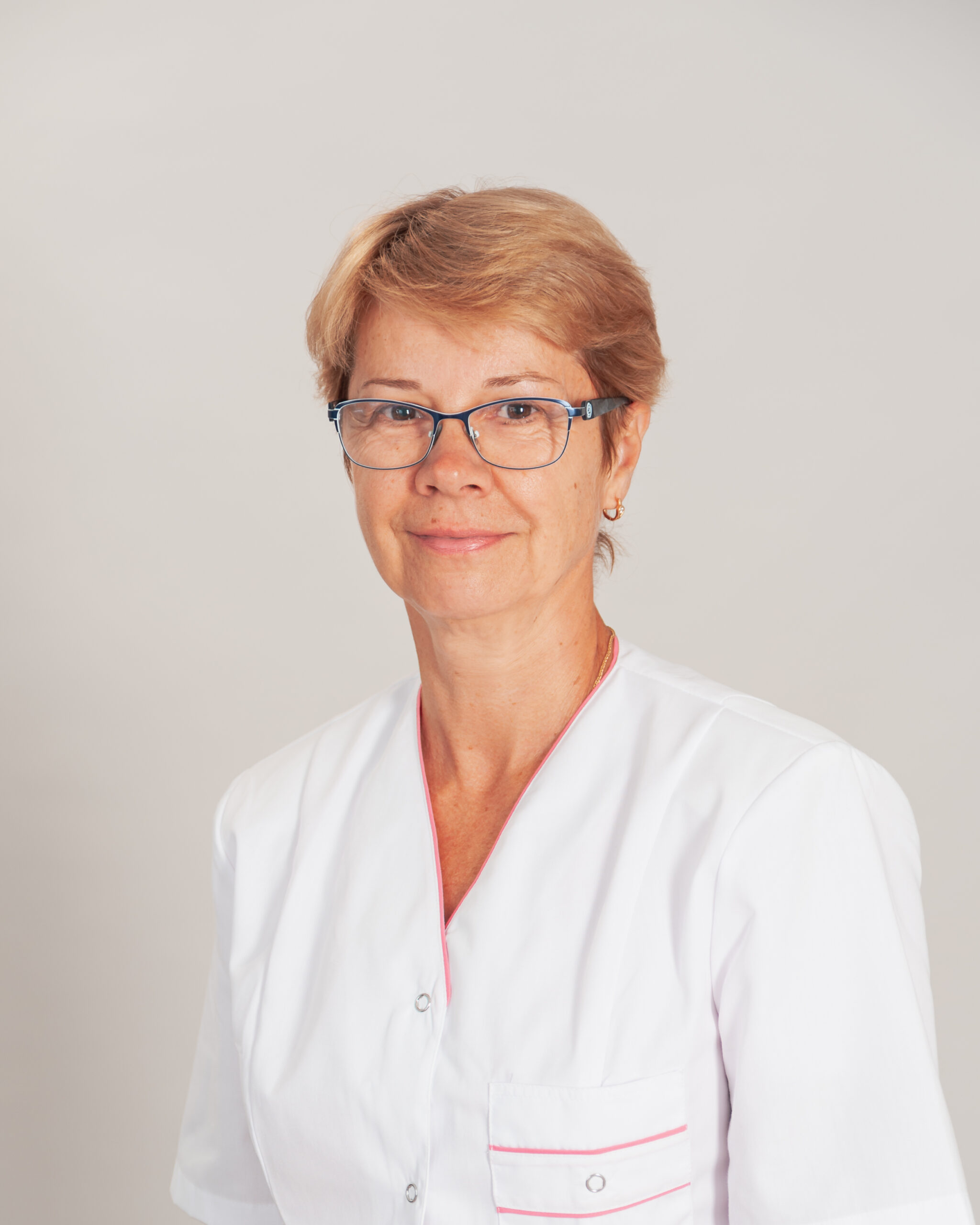 Доктор Елена Кокорко