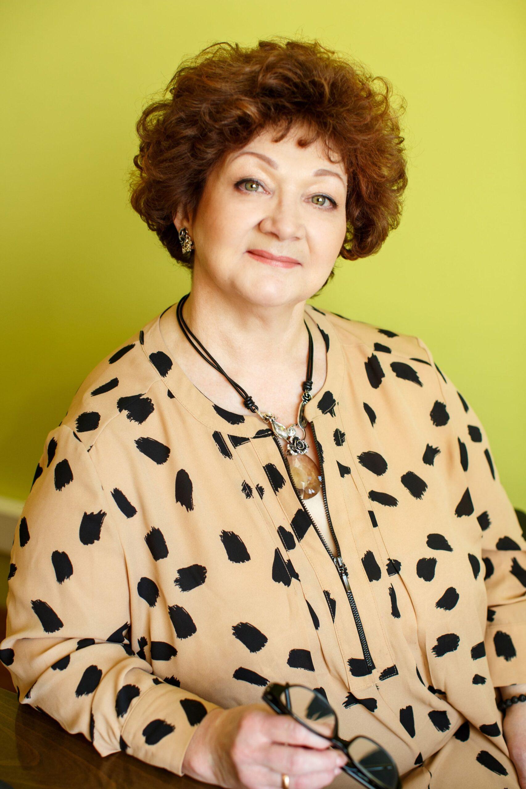 Ольга Егерс
